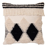 Addie Cushion 50x50cm Natural/Black; ETA Mid December