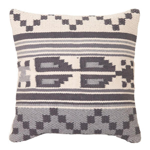 Almeria Cushion 50x50cm Grey Multi; ETA Mid December