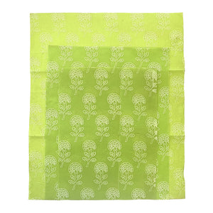 Lemonade Karma: Beeswax Set of 3 - Light Green