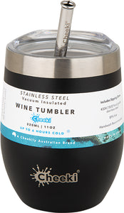 Cheeki Insulated Wine Tumbler