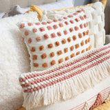 Dottie Cushion 50x50cm Pink Multi; ETA Mid December