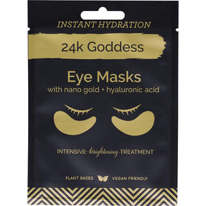 24K Goddess Active Gold Eye Mask