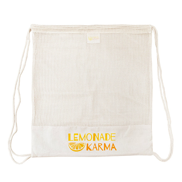 Lemonade Karma: The Backpack