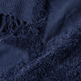 Sammy Throw 130x160cm Indigo; ETA Mid December