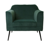 Margot Chair - Eden Green