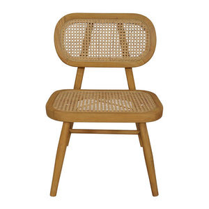 Seabrook Rattan Casual Chair 55x53x79cm; ETA Mid December
