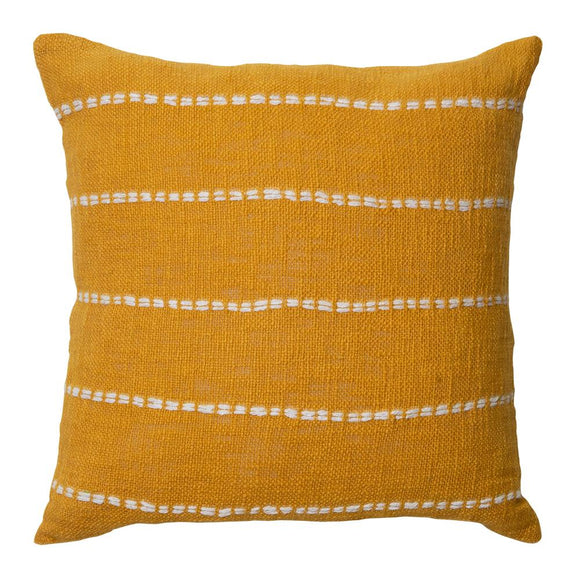 Sutton Cushion 50x50cm Mustard; ETA Mid December