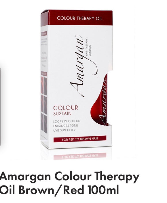 AMARGAN HAIR THERAPY Red/Brown
