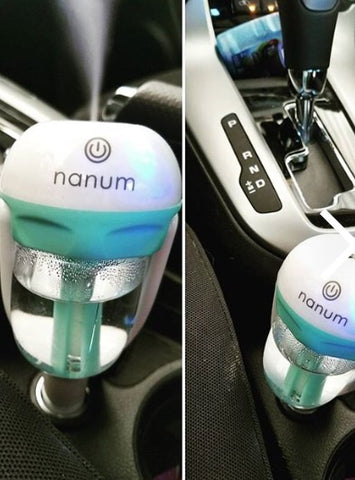 Aromatherapy Car Diffuser/Humidifier