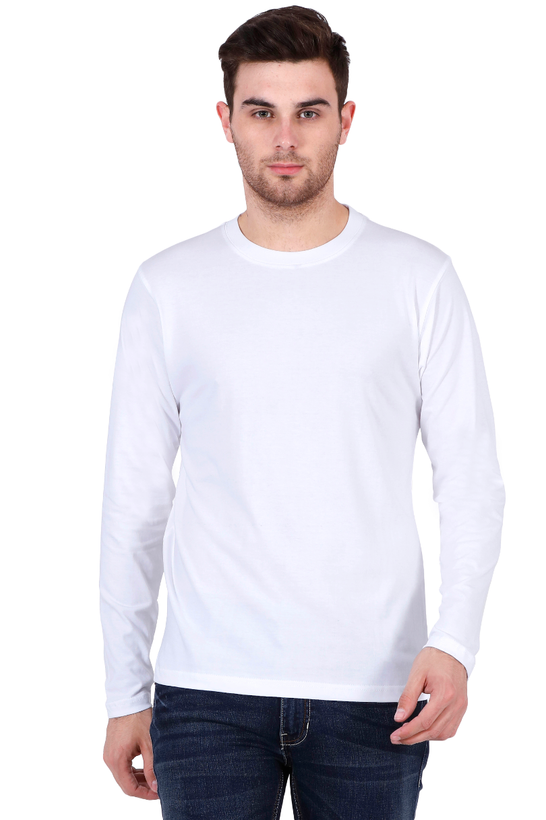 Round Neck Full Sleeves
