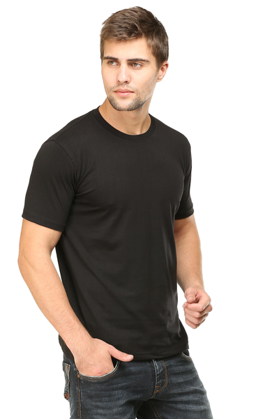 black color t shirts online india