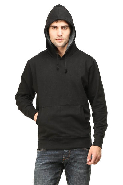 black sweatshirt mens