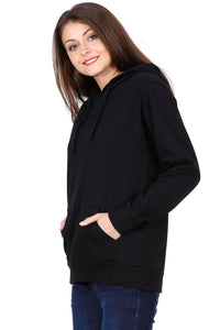 black sweatshirt womens