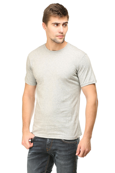 light grey t shirt mens