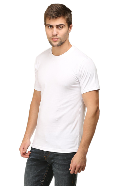 mens stylish white t shirts