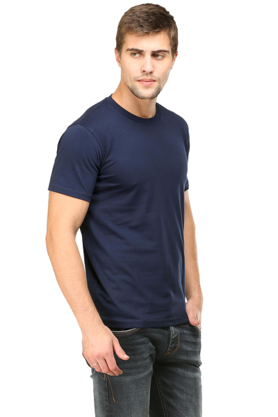 navy blue t shirt