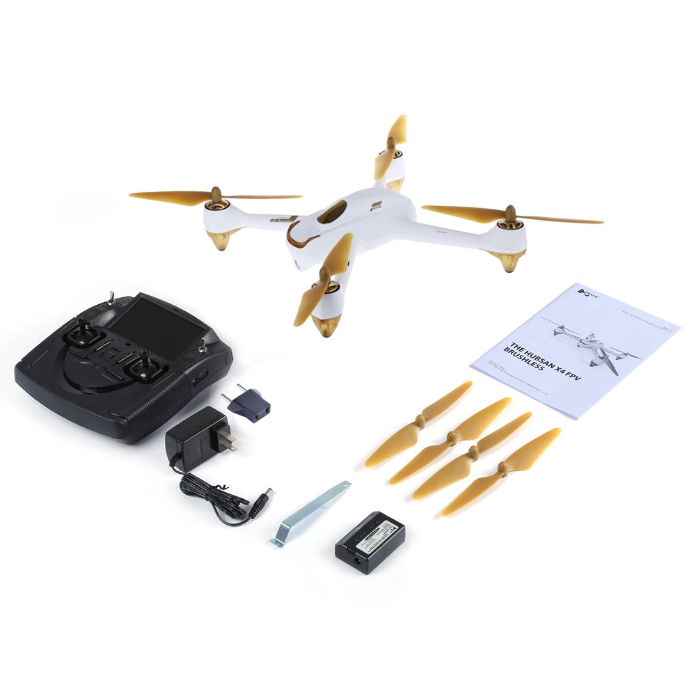 5.8G FPV Brushless RC Quadcopter