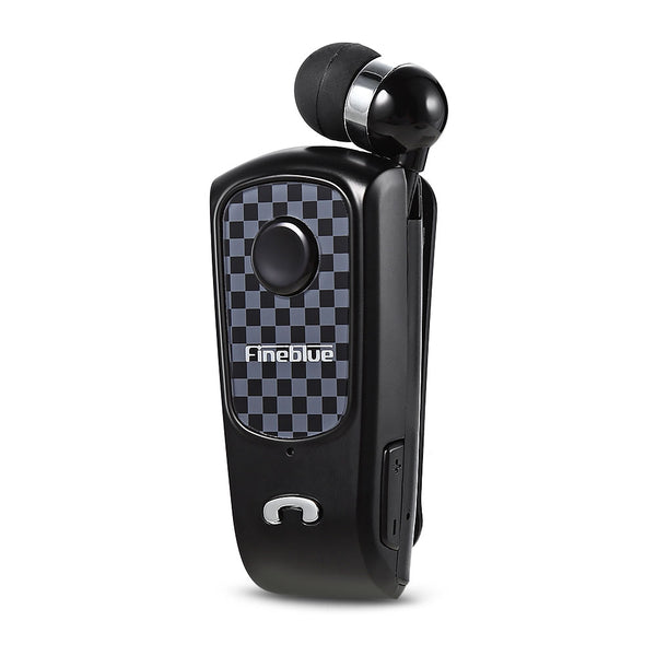 Wireless Clip-on Bluetooth Headset