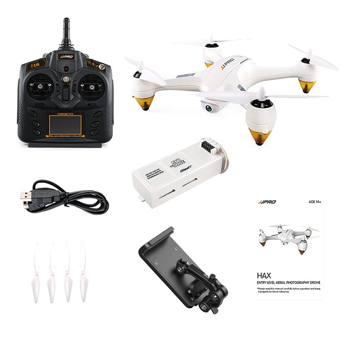 GPS Brushless RC Drone