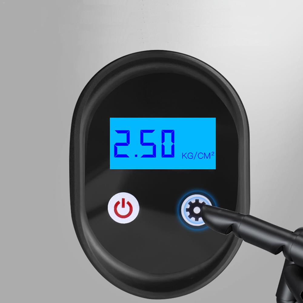 Smart Cordless Tire Inflator