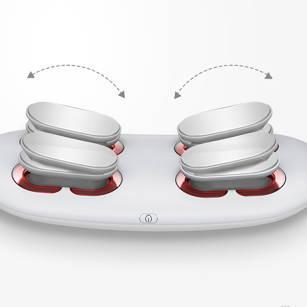 Smart Lumbar Massager
