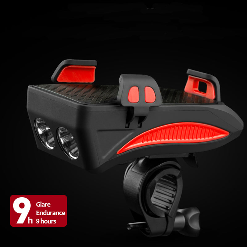 Multi-function Bicycle Headlight