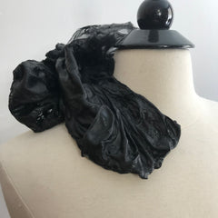 Latex dipped fabric