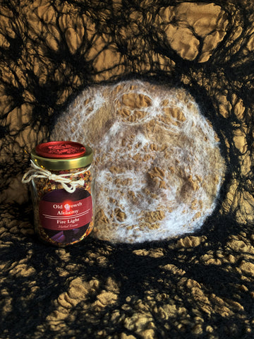 Full Moon Altar Cloth Collaboration with Old Growth Alchemy