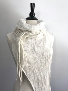 White Multi Wear Wrap