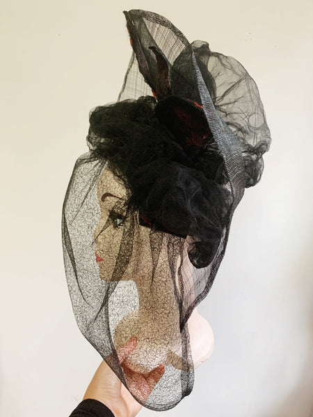 Halo Headpiece with Veil
