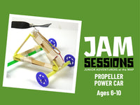 JAM Session + Propeller Power Car