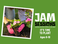 JAM Session + Colorful Flowers (It's Time to Plant)