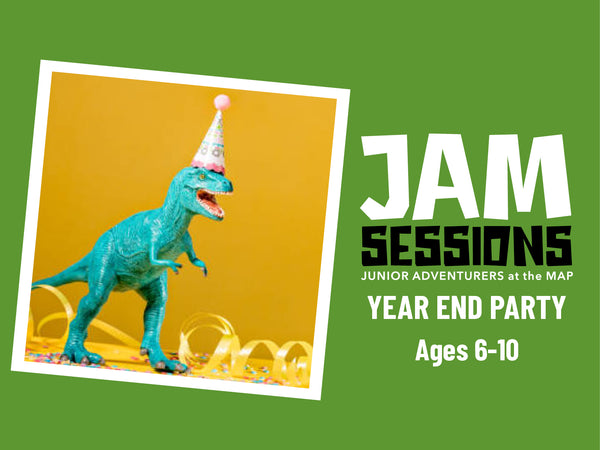 Home at the MAP: JAM Session + Year End Party