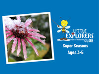 Little Explorers Club + Super Seasons