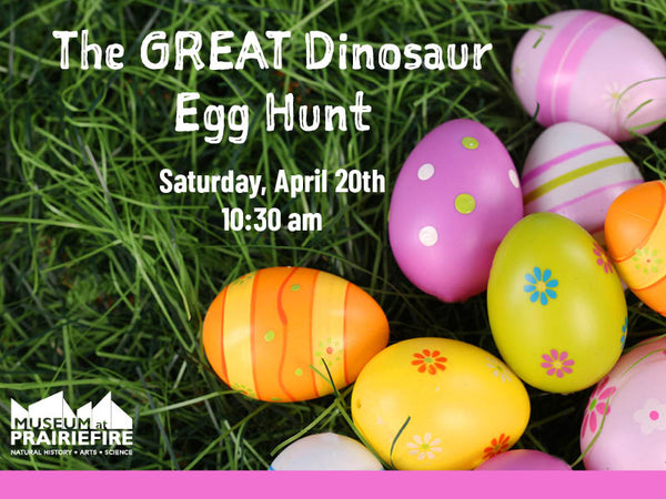 The GREAT Dinosaur Egg Hunt