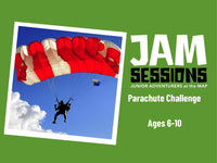 Home at the MAP: JAM Session + Parachute Challenge