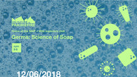 Home at the MAP: Little Explorers Club + Germs: Science of Soap