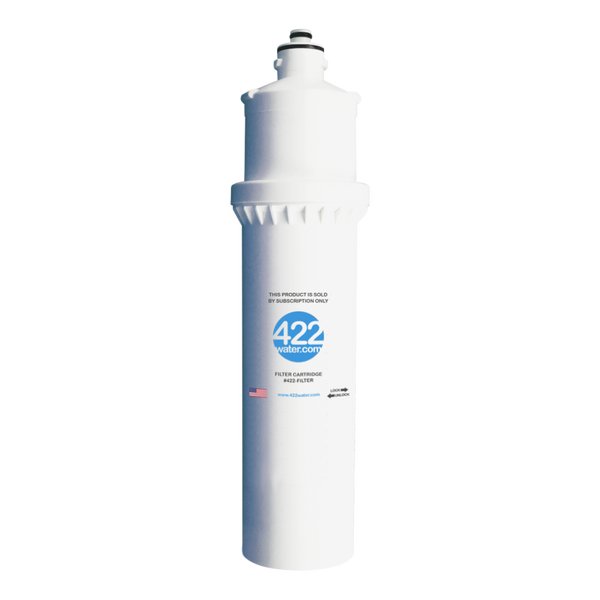422water Filter Replacement Subscription Only