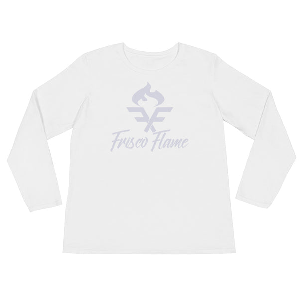 "Torchbearer ""Ghost"" Long Sleeve Ladies Cut"