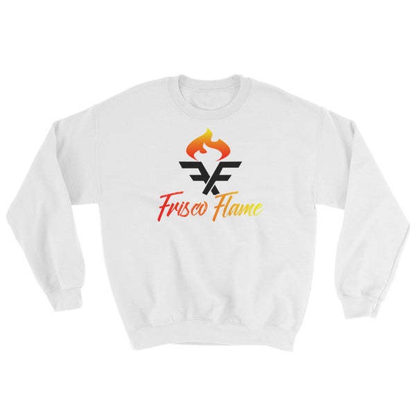 Torchbearer White Sweater