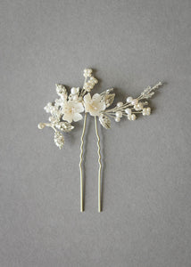 Tearose Hairpin