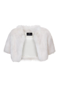 Love a Faux Fur Bolero