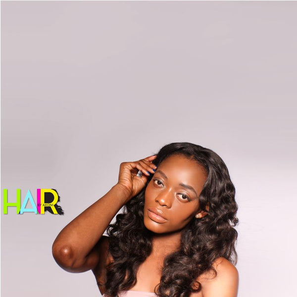 Hair By Akoni is on Youtube