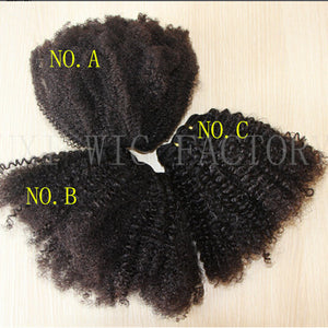 Afro Kinky Curly - Hair By Akoni