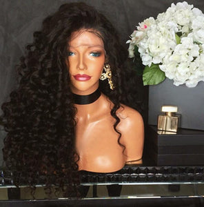 Curly Full Lace Wig - Hair By Akoni