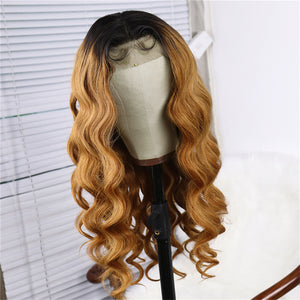 1B/30 Loose Wave Full Lace Wig - Hair By Akoni
