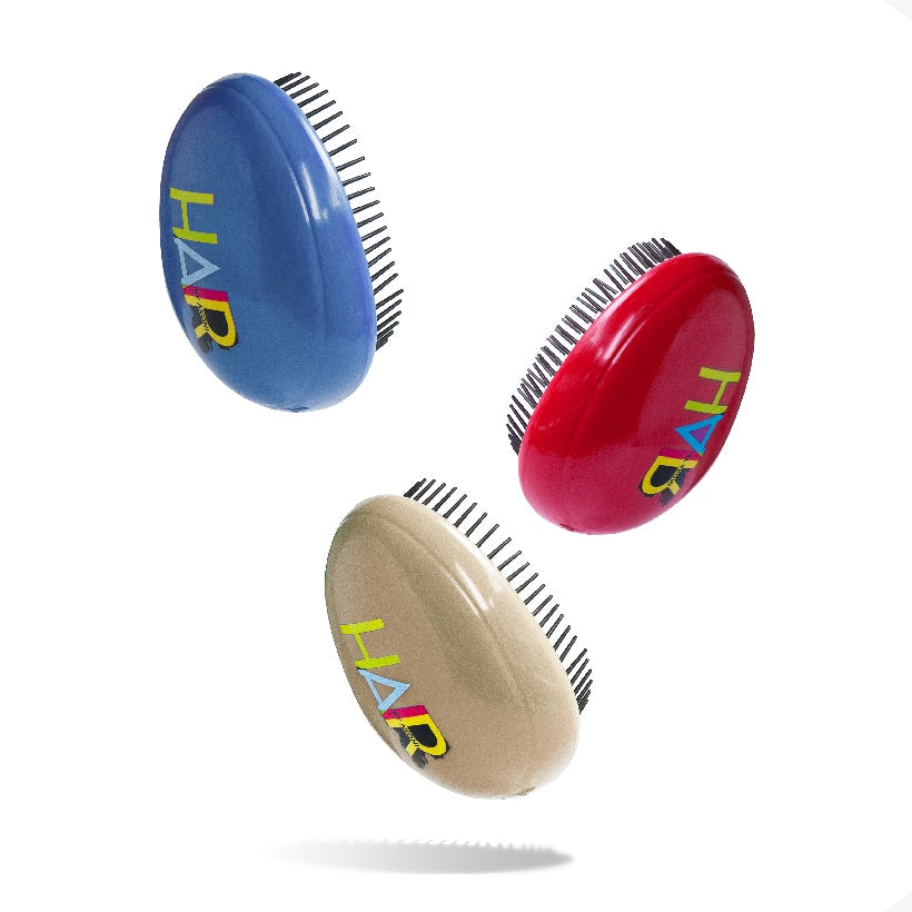 Ndi Palm Detangler and Shampoo Brush - Hair By Akoni