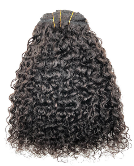 Clip-Ins: Curly - Hair By Akoni