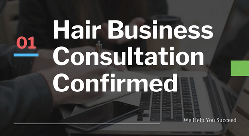 1 Hour Business Consultation - Hair By Akoni