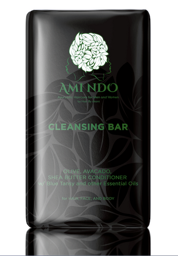 Ami Ndo Cleansing Bar for Oily and Combination Hair - Hair By Akoni
